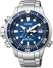 Citizen Watch PROMASTER MARINE Series Eco-Drive Aqualand BN2030-88L Mens
