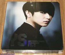 HEO YOUNG SAENG YS SS501 SOLO 2nd Mini Album CD + POSTCARD SEALED