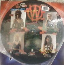 Wrathchild U K The Bi Suxx But We Don't Care 11 Track Vinyl Album Picture Disc