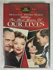 The Best Years of Our Lives (Dvd, 1946) Best Picture Winner Myrna Loy