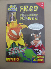 Fred The Possessed Flower 3 . Happy Predator  1998 . VF - minus