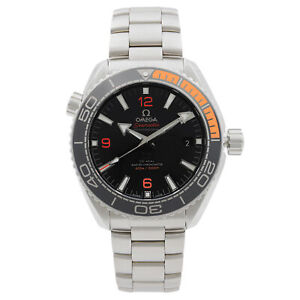 Omega Seamaster Planet Ocean Black Dial Automatic Men Watch 215.30.44.21.01.002