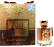 Lailat Al Shaikh by Ard Al Zaafaran Citrus Jasmine Cedar Musky Woody 100ml Spray