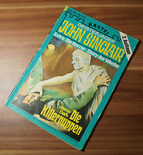John Sinclair Geisterjäger Gruselromanheft Bastei 2. Auflage Band 40
