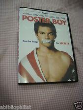 POSTER BOY DVD MICHAEL LERNER JACK NOSEWORTHY VALERIE GEFFNER MATT NEWTON A LYSY
