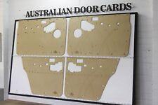 Nissan GQ Patrol Door Cards.Electric Window Model. GQ Masonite Trim Panel