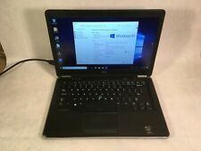 "Dell Latitude E7440 14"" Laptop Intel i5 2.0Ghz 4Gb 128Gb Ssd W10 - C Grade"