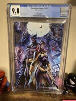 Detective Comics 1027 Scott Campbell CGC 9.8