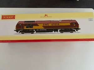 Hornby Class 67 EWS 67024 [DCC Fitted]
