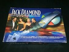 Jack Diamond Talking Electronic Blackjack Dealer Card Scanner NEW Open Box