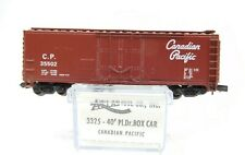 ATLAS #3325 N SCALE 40' Pl. Dr. BOX CAR CANADIAN PACIFIC  C.P. # 35502 ~ IN BOX