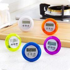 LCD Digital Orologio da cucina 5 Colore Cronometro lcd Timer nuovo Clip