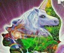 Fantasy Unicorn Shaped Jigsaw Puzzle 650 Piece over 3 feet long