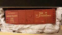 Accurail HO Union Pacific 40' Double Door Boxcar Kit,, NIB