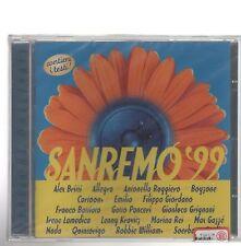 SANREMO '99  FRANCO BATTIATO IRENE LAMEDICA MAX GAZZE' NADA CD F.C. SIGILLATO!!!