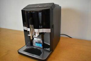 Siemens TI351209GB EQ.300 Bean to Cup Coffee Machine, Black