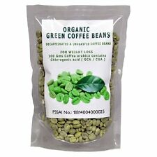 PL ORGANIC GREEN COFFEE BEANS FOR WEIGHT LOSS 200Gms (GCA/CGA)