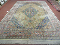 "8' 8""X 12' KARASTAN Bijar RUG  # 700 Pattern # 735 Wool American Made Beauty"