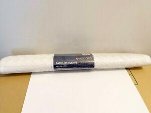 Evacare White Anti Slip Square Shower Mat  53cm x 53cm