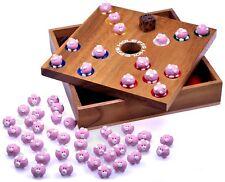 Pig Hole - 2. Wahl Big Hole Schweinchenspiel Würfelspiel Gesellschaftsspiel Holz
