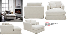 freedom  HAMPSHIRE daybed fabric  loose cover sofa orp $1399
