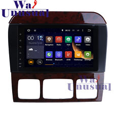 """8"""" Android 7.1 Car Stereo For Mercedes Benz S-Class W220/CL-Class W215 GPS Navi"""