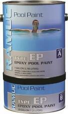 Ramuc Type Ep Epoxy Pool Paint White-1 Gallon