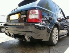 RANGE ROVER SPORT STYLE BODY KIT FRONT BUMPER spoiler ( ADD-ON). RANGE ROVER SPO