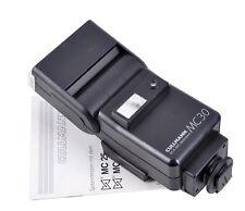 Cullmann mc30 Flash con SCA 310 F. Canon a1 ae-1 av-1 al-1 t90 f-1
