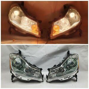 JDM Headlights Halogen Infiniti M35 M45 / Nissan Fuga Y50 04-09 OEM