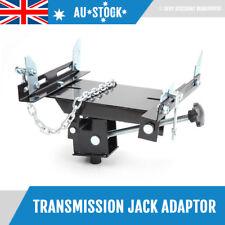 Transmission Gearbox Jack Adapter Lift Trolley Hoist Adaptor Tilt Adjustable