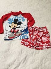 Baby Boy Disney 6 Month Bathing Suit