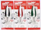3 Eppinger Dardevle® New NOS Vintage Dardevlet Spoon 3/5oz Fishing Lures [M68-1]