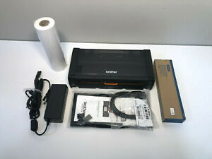BROTHER MOBILE PRINTER PJ773-COMPLETE BUNDLE (EXTRA BATTERY + PAPER ROLL + CASE)