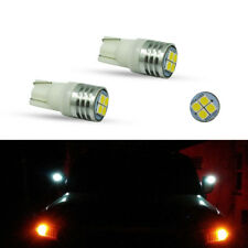 2pcs 6000K White Led Side Mirror Light Bulbs For 2007-2014 Toyota Fj Cruiser