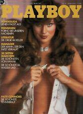 Playboy 4,04/1982 April,Marcia Berger,Patti Connors,Ewald Lienen,zum Geburtstag!