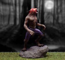 Solar Werewolf with Glowing Red Eyes Home & Garden Statue Decoration