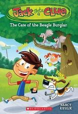Jack Gets a Clue #1: The Case of the Beagle Burglar-ExLibrary