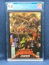 Secret Wars 2099 #5 Vol 1 Comic Book - CGC 9.8