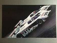 1994 Eagle-Toyota MKIII Coupe Race Car Print, Picture, Poster RARE!! Awesome
