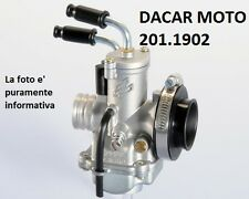 201.1902 CARBURADOR CON BRIDA POLINI MALAGUTI F 12 50 PHANTOM H2O (fase 2)