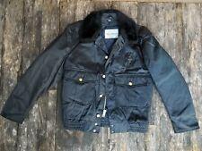 Tufnyl by BLAUER men's 38 medium black weather resistant made in USA jacket