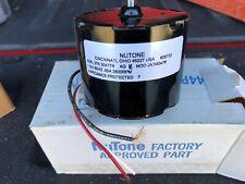 Nutone 26733 Fan Motor 115 Volt 65 Amp