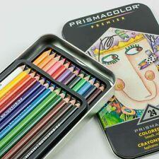Prismacolor Premier Soft Core Colored Pencils Set of 24 - Assorted Colors