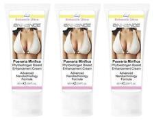 3x  Breast Enlargement Enhancement Firming Cream Larger Firmer Bust Anti Ageing