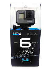 GoPro HERO6 Black 4K60, 2.7K120, 1080p240 Action Camera (CHDHX-601)