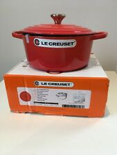 New listing Le Creuset 3.5 Qt Signature Dutch Oven-New Store Display-Retails $360