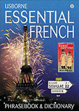 Essential French Phrasebook and Dictionary by Kate Needham, Leslie Colvin,...