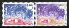 MONACO TIMBRES 1249-1250 NEUF XX - LUXE