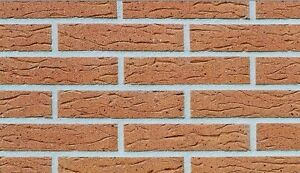 BRICKSLIPS, BRICK TILE CLADDING - but just 7mm Thick so really DIY friendly